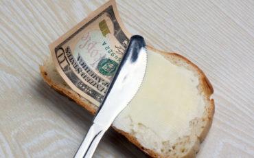 Что делать, если нужны деньги на еду?