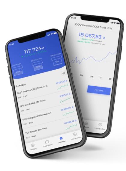 Как работает приложение для инвестиций Wotan